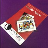 The Double Agent - Card Magic Tricks,Close up Magic,Gimmick,Illusions Magicians