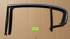 2006 06 VOLKSWAGEN PASSAT B6 REAR LEFT DOOR WINDOW GUIDE SEAL OEM 3C5845211 #55