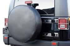 Reifencover Reserveradabdeckung 64x22cm schwarz Reifenhülle Ersatzradschutz
