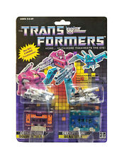 TRANSFORMERS G1 Reissue cassettes Squawktalk Beastbox brand new