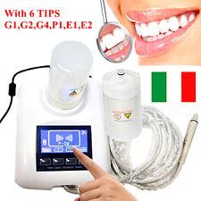 Ablatore Ultrasuoni Dental Ultrasonic Piezo Scaler 2 Bottiglie Fit EMS Manipolo