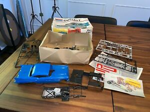 1957 Chevy Tom Daniels Outcast Funny Car Monogram model kit 1:24
