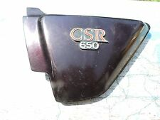 KAWASAKI KZ650 KZ 650 CSR 650 LEFT SIDE FRAME COVER LEFT SIDE COVER   C2