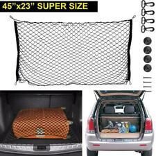 Nylon Cargo Trunk Storage Luggage Organizer Mounting Net Bag for Hyundai SUVs
