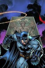 BATMAN TRINITY POSTER Andy Kubert Jesse Delperdang DC