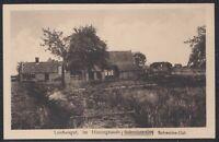 BSL 37010) AK Leichengut Schweine-Gut Bz. Breslau Schlesien ca. 1925