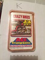 Ace Trump Game - Crazy Bike - Top Trumps - Complete