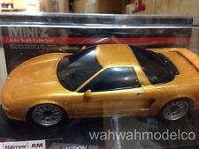 KYOSHO MZP131PO 1:27 Mini-Z Auto Scale Honda NSX Type S Zero Orange Pearl