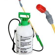 Drucksprüher Drucksprühgerät Pflanzenschutzmittelsprüher Handdrucksprüher ca. 6l