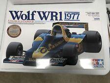 1/12 Tamiya No. 12044 Wolf WR1 1977