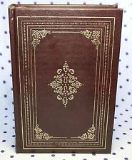 1984 Harvard Classics Blaise PASCAL Thoughts Letters Minor Works Leather Grolier