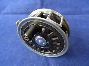 """A SCARCE VINTAGE 3 1/4"""" ALLCOCK KENNET TROUT FLY REEL (2ND OF 2 LISTED)"""