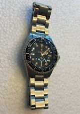 Steinhart Ocean One Vintage Military Snowflake Hands Automatic Watch
