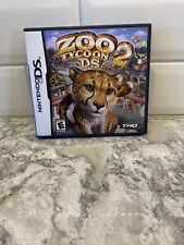 Zoo Tycoon 2 DS (Nintendo DS, 2008)