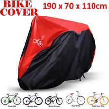 Waterproof Cycle Bicycle Bike Cover UV Resistant Garage Rust Prevention Outdoor