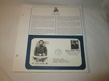 US Stamps PCS Panel FDC #2975 a-t Civil War Ulysses Grant 1995