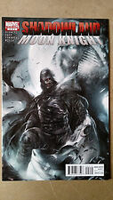 SHADOWLAND MOON KNIGHT #2 FIRST PRINT VARIANT MARVEL COMICS (2010)