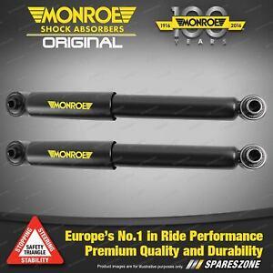 Rear Monroe Original Shock Absorbers for PEUGEOT 207 16 valve Hatch 06-on