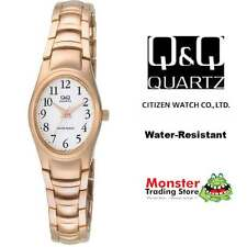 AUSSIE SELER LADIES DRESS WATCH CITIZEN MADE ROSE GOLD F279J014 P$99.95 WARRANTY