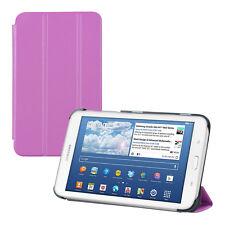kwmobile Schutz Hülle für Samsung Galaxy Tab 3 7.0 Lite Violett Kunstleder Case