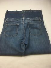 Gap Long and Lean Ankle Jean Medium Wash Stretch Size 10 Ankle D515