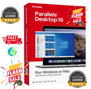 ✨Parallels Desktop 16.1.1 ✔ bussines ✨Edition ✨ plurilingue✨BigSur✨10s delivery