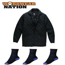 Abrigos y chaquetas de hombre negro talla XL