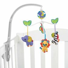 Playgro Jungle Friends Mobile for Baby Nursery Cot