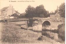 carte postale - Diksmuide - Dixmude - CPA - Ancien Pont de péage sur l'Yser
