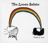 The Loose Salute - Tuned to Love [New CD] Digipack Packaging