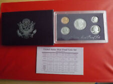 *USA KMS 1992 PP (PROOF SET)  * 1 Cent- 1/2 Dollar (Ki2)
