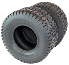 Set of 2 New 18x8.50-8 Turf Tires for Lawn & Garden Mower ** FREE SHIPPING **