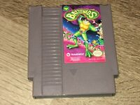 Battletoads Nintendo Nes Cleaned & Tested Authentic