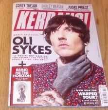 March Kerrang! Weekly Magazines