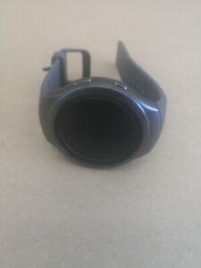 SEE DESCRIPTION SAMSUNG Galaxy Gear S2 SM-R730a Dark Gray Smartwatch