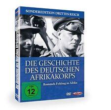 Dokus Geschichte WKII WW2: Dt. Afrikakorps, Stalingrad, Kriegslokomotiven u.a.