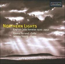 Northern Lights: English Cello Sonatas 1920-1950, New Music