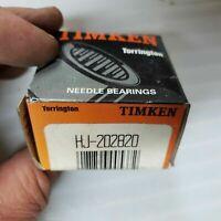 timken HJ202820 NEEDLE ROLLER BEARING