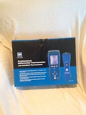 Brand New Tif Spx Model 3310 Professional Differential Thermometer Tester Hvac