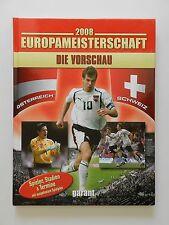 2008 Europameisterschaft die Vorschau Östrreich Schweiz Fußball EM