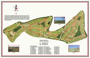 Sankaty Head Golf Club 1921 Emerson Armstrong -  VintageGolfCourseMap