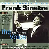Frank Sinatra ~ The Voice (1943-1947) 2CD Album
