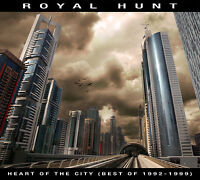 ROYAL HUNT - Heart Of The City - CD DIGIPACK