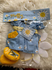 The Muffy VanderBear Collection Daisy Petals She Loves Me Outfit New In Pkg