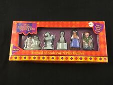 Disney's Hunchback of Notre Dame Festival of Fools Figures Mattel New Package