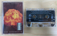 Dr Dre Present The Aftermath 1996 Cassette Tape Album Rap Hip Hop Interscope