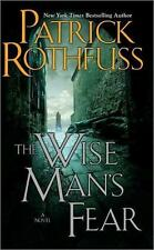 The Wise Man's Fear Day 2 Kingkiller Chronicle by Patrick Rothfuss