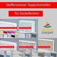 Steffensmeier Teppichboden Polypropylen Teppichstreifen Sockelleiste Fußleiste