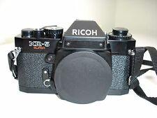 Ricoh KR-5 super 35mm SLR camera body - Pentax K (PK) lens mount , Works good!
