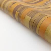 Wood Panel Pattern Self-adhesive Peel-stick Wallpaper Shelf Liner